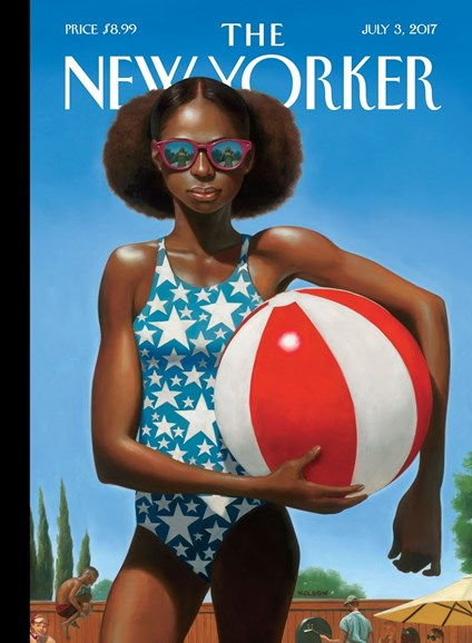 The New Yorker Cover - 7/3/2017