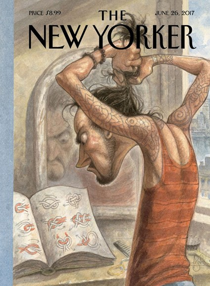 The New Yorker Cover - 6/26/2017