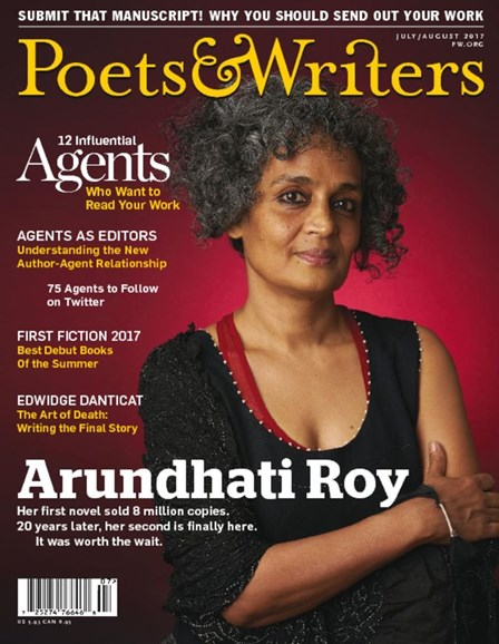 Poets & Writers Cover - 7/1/2017