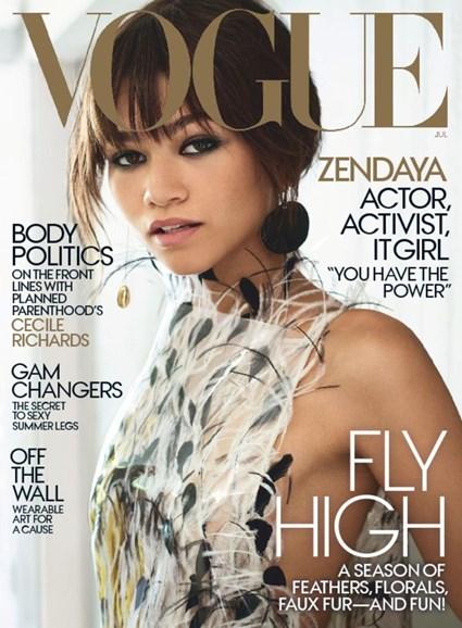 Vogue Cover - 7/1/2017