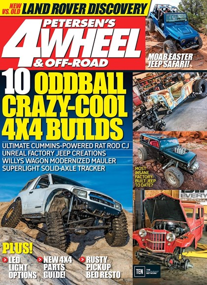 4 Wheel & Off-Road Cover - 9/1/2017