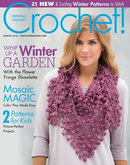 Crochet! Cover - 12/1/2016
