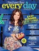 Every Day Rachael Ray Magazine 7/1/2017
