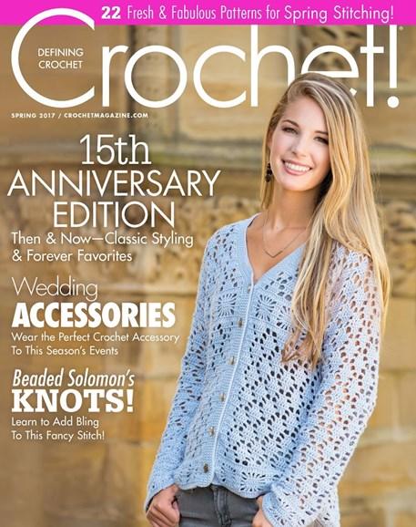Crochet! Cover - 3/1/2017