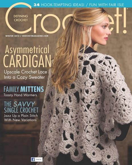 Crochet! Cover - 12/1/2013