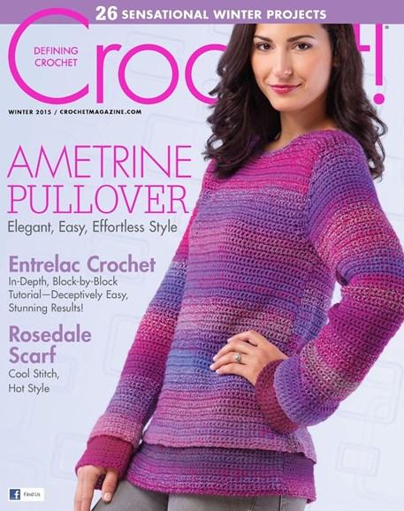 Crochet! Cover - 12/1/2015