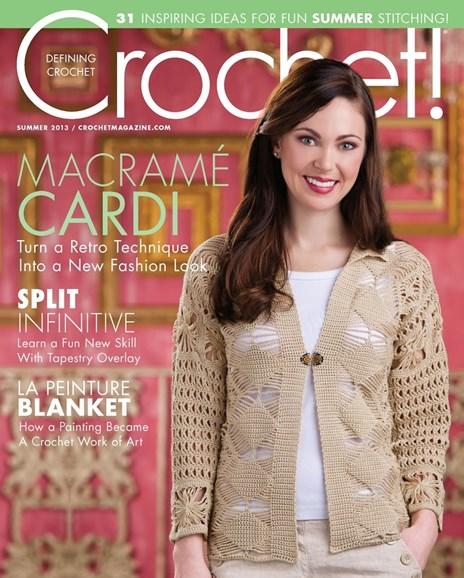 Crochet! Cover - 6/1/2013