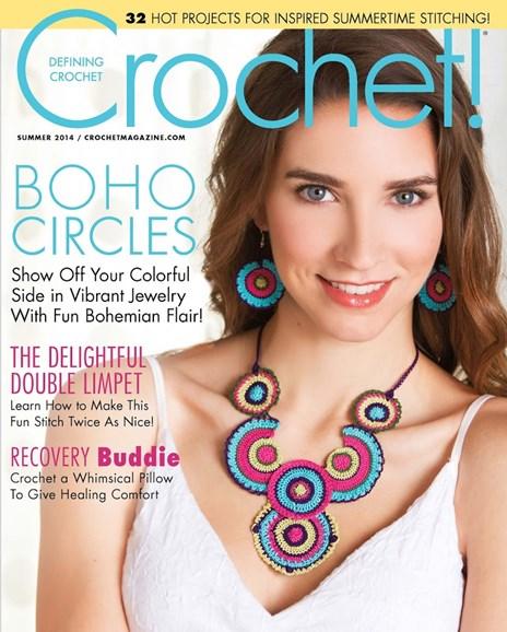 Crochet! Cover - 7/1/2014