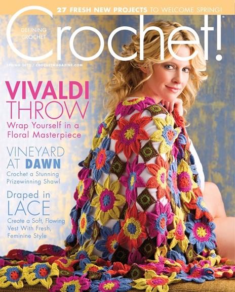 Crochet! Cover - 3/1/2013