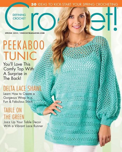 Crochet! Cover - 3/1/2014