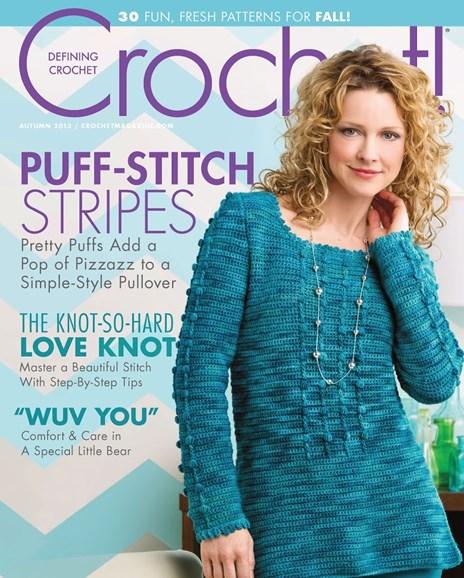 Crochet! Cover - 9/1/2013