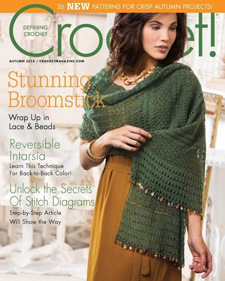 Crochet! Cover - 9/1/2014
