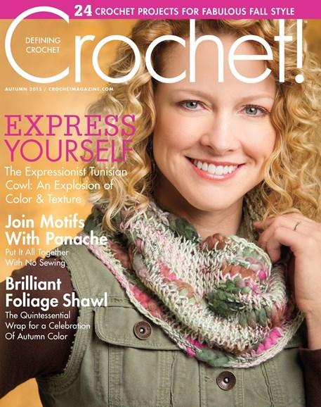 Crochet! Cover - 9/1/2015