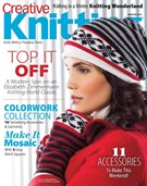 Creative Knitting Magazine 12/1/2015