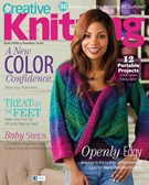 Creative Knitting Magazine 6/1/2013