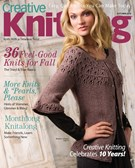 Creative Knitting Magazine 9/1/2014