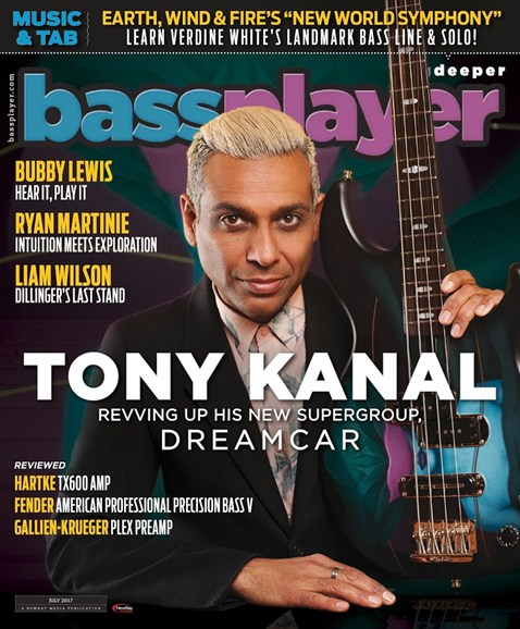 Bass Player Cover - 7/1/2017
