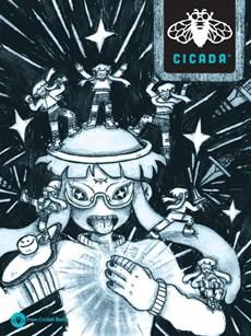 Cicada   7/2017 Cover