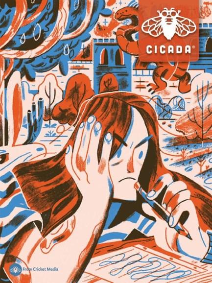 Cicada Cover - 5/1/2017