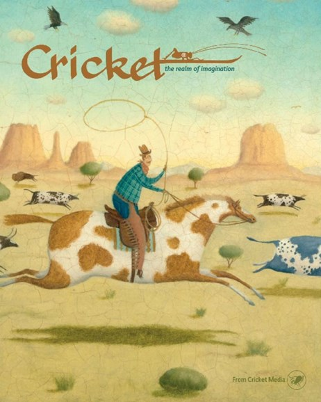 Cricket Cover - 3/1/2017