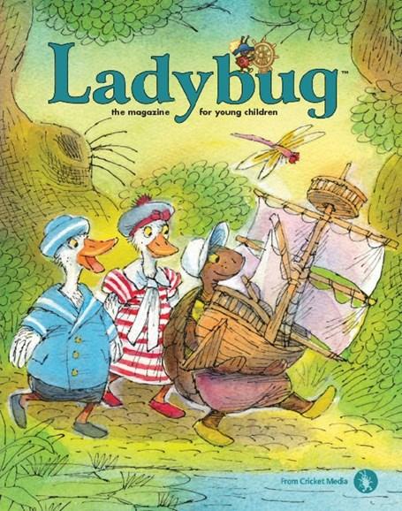 Ladybug Cover - 7/1/2017