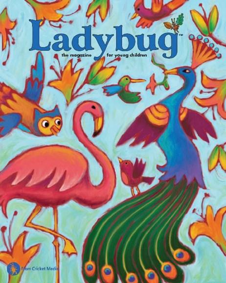 Ladybug Cover - 3/1/2017