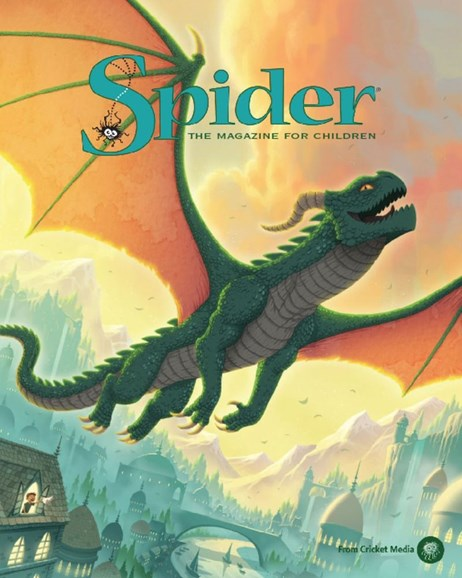 Spider Cover - 3/1/2017