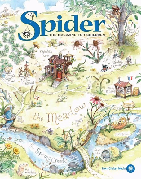 Spider Cover - 5/1/2017