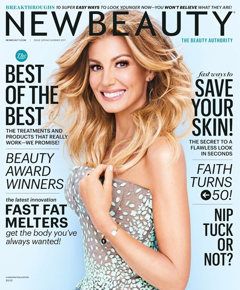 New Beauty Cover - 4/1/2017