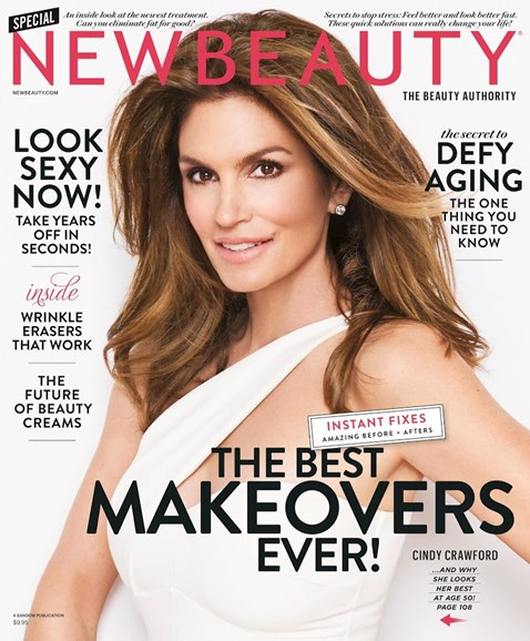 New Beauty Cover - 1/1/2017