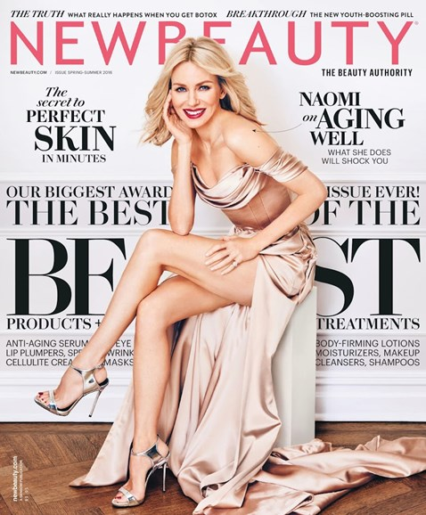 New Beauty Cover - 4/1/2016