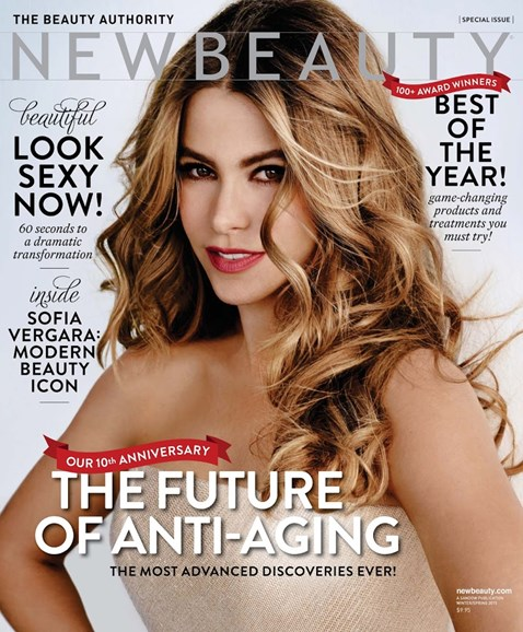 New Beauty Cover - 1/1/2015