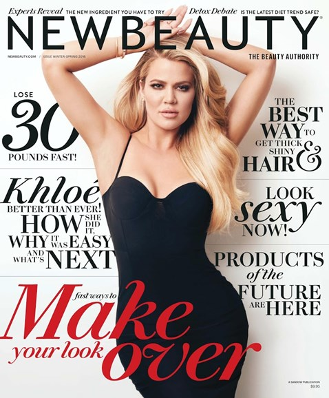 New Beauty Cover - 1/1/2016