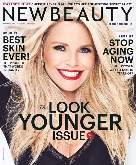 New Beauty Cover - 10/1/2016