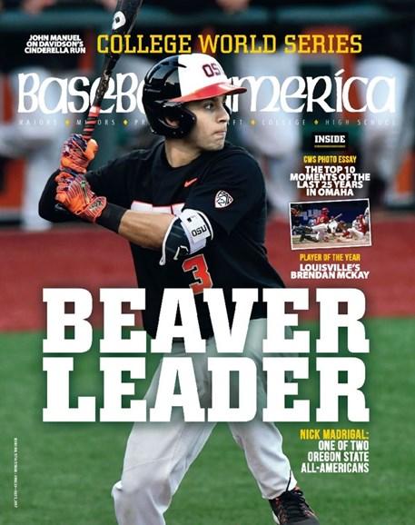 Baseball America Cover - 6/23/2017
