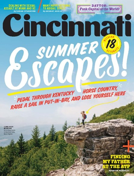 Cincinnati Cover - 6/1/2017