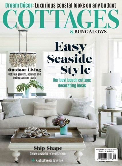 Cottages & Bungalows Cover - 8/1/2017
