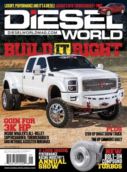Diesel World Cover - 5/1/2017