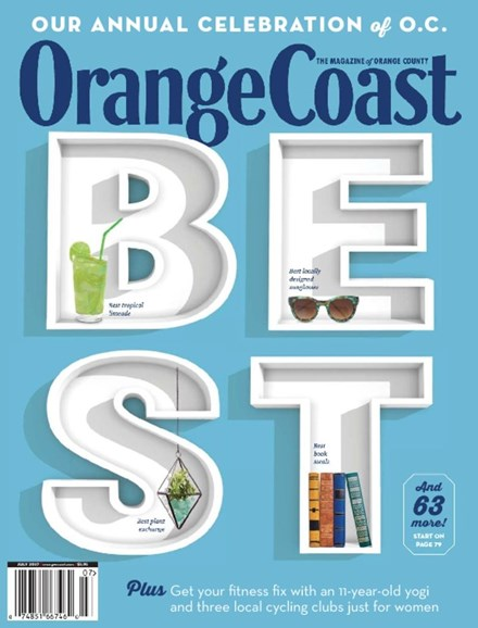Orange Coast Cover - 7/1/2017