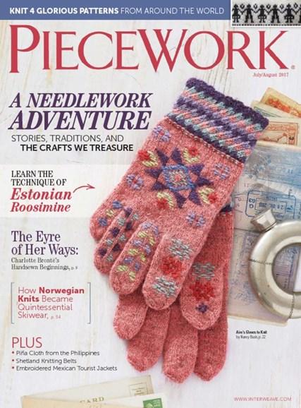 Piecework Cover - 7/1/2017
