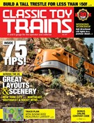 Classic Toy Trains Magazine 7/1/2017