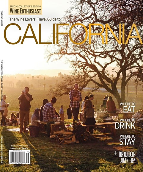 Wine Enthusiast Cover - 6/15/2017