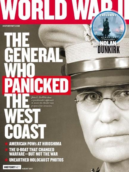 World War II Cover - 7/1/2017
