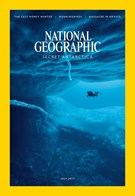 National Geographic Magazine 7/1/2017