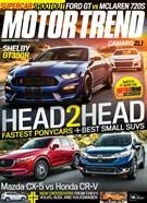 Motor Trend Magazine 8/1/2017