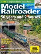 Model Railroader Magazine 8/1/2017