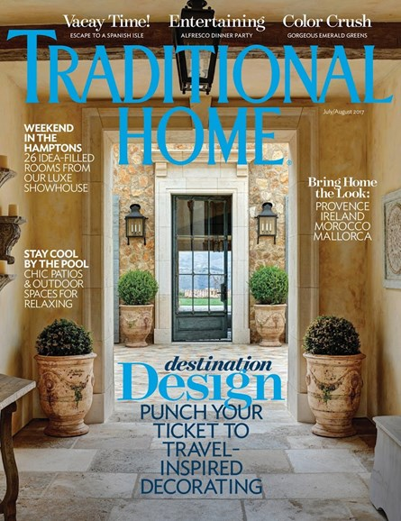 Traditional Home Cover - 7/1/2017
