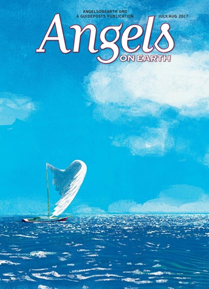 Angels on Earth Cover - 7/1/2017