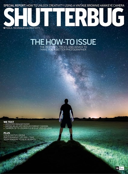 Shutterbug Cover - 6/1/2017