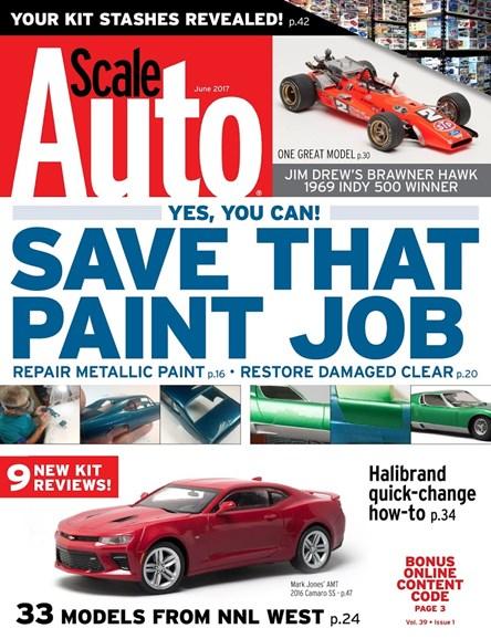 Scale Auto Magazine Cover - 6/1/2017